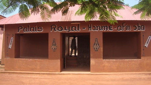 Fabio's LifeTour - Benin (2013 May) - Porto Novo - Royal Palace Musee Honme - 1530 cover