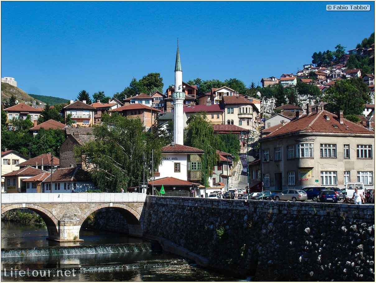 Fabio's LifeTour - Bosnia and Herzegovina (1984 and 2009) - Sarajevo - 1582-Editedited
