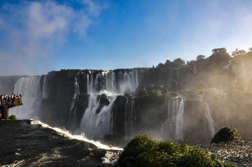 Fabio's LifeTour - Brazil (2015 April-June and October) - Iguazu falls - The falls - 8672 cover