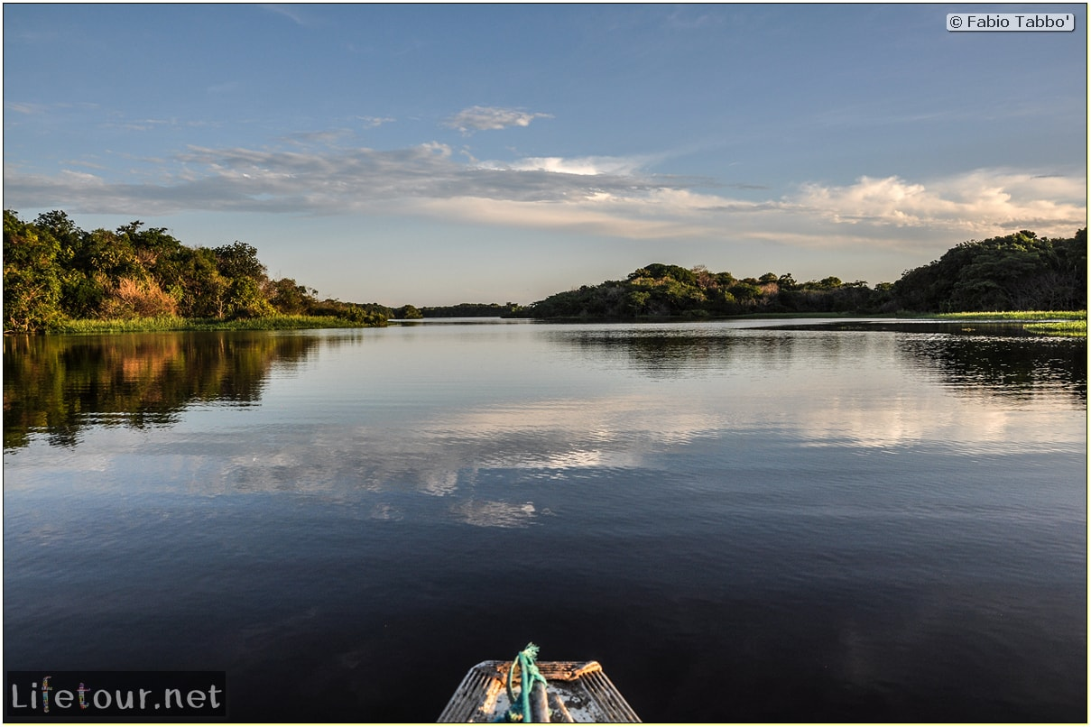 Fabio's LifeTour - Brazil (2015 April-June and October) - Manaus - Amazon Jungle - Chasing the sunset - 10911 cover