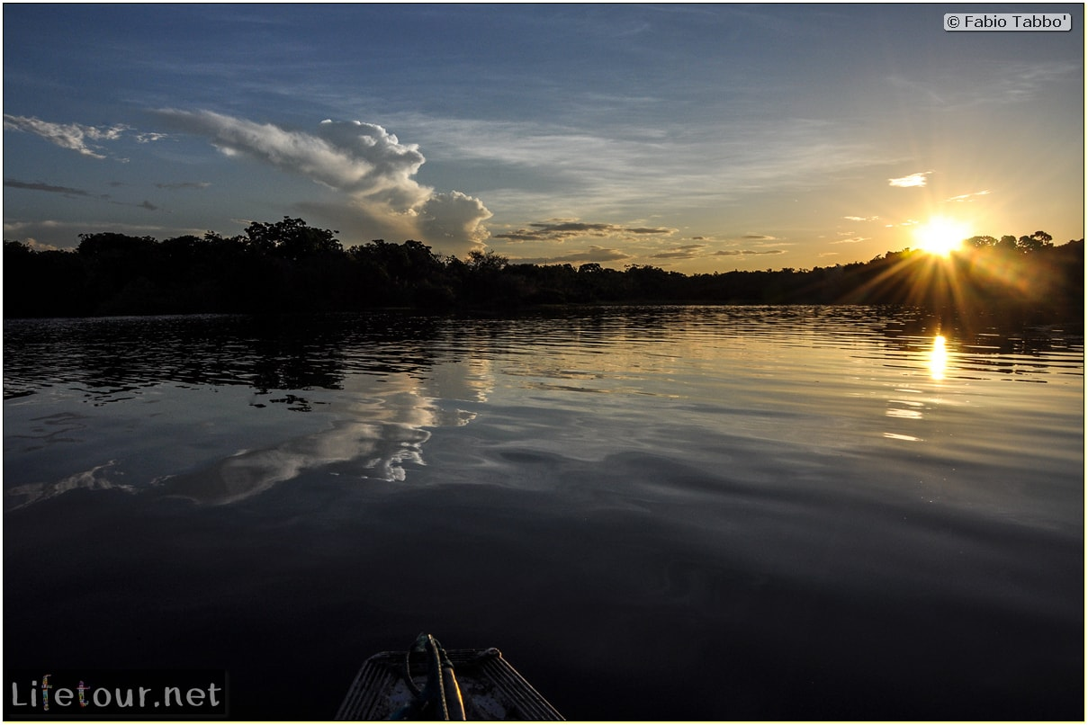Fabio's LifeTour - Brazil (2015 April-June and October) - Manaus - Amazon Jungle - Chasing the sunset - 10956