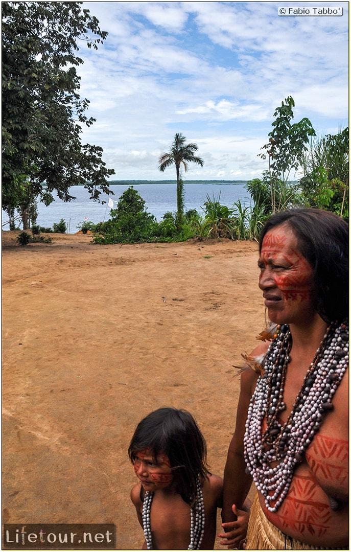 Amazon Jungle - Indios village - 3- The cutest jungle kids ever - 561