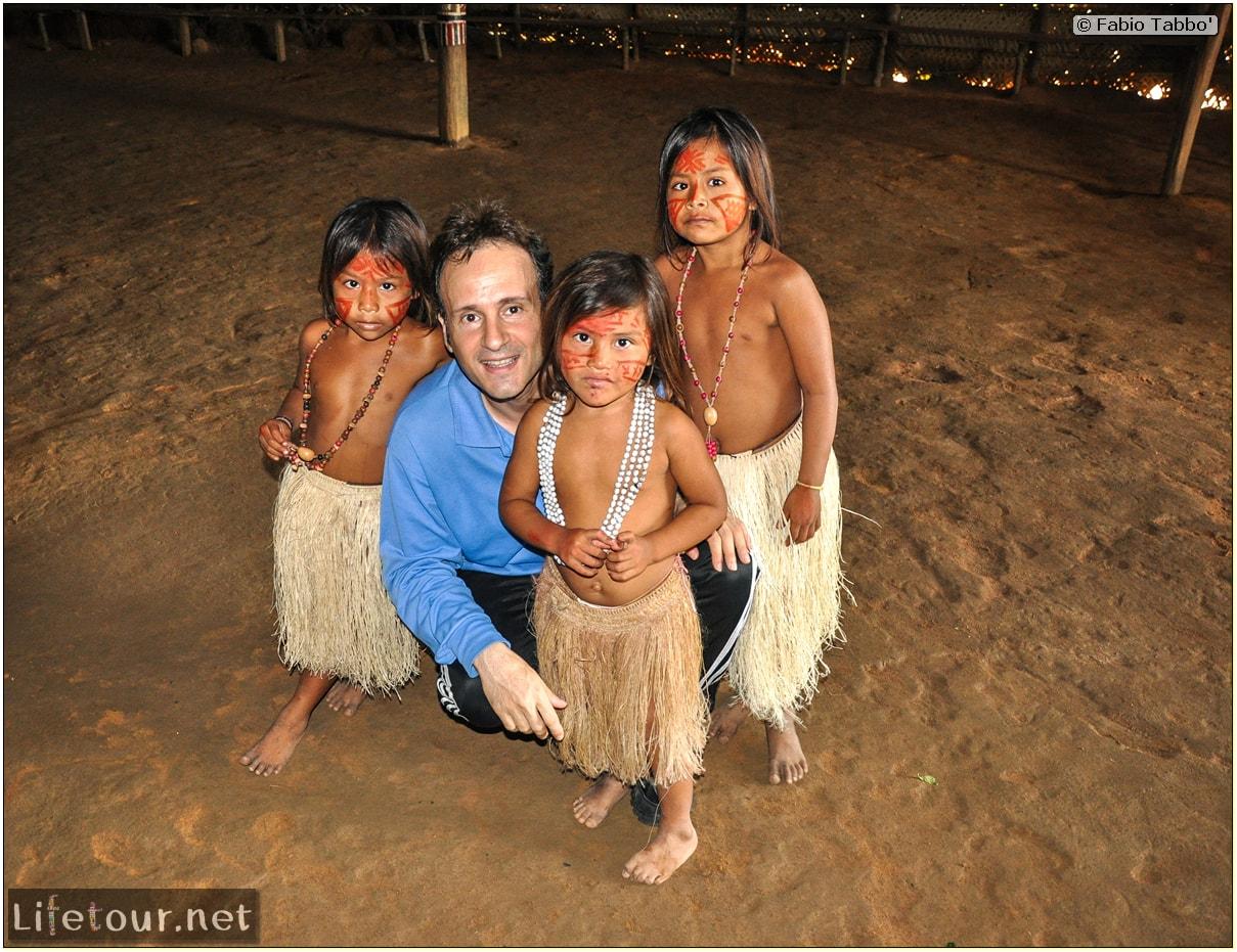 Amazon Jungle - Indios village - 3- The cutest jungle kids ever - 593 cover