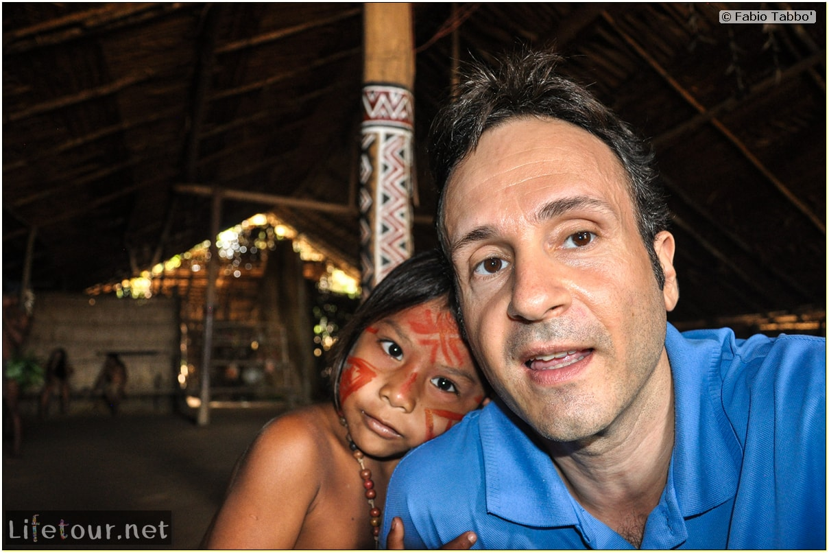 Amazon Jungle - Indios village - 3- The cutest jungle kids ever - 608 cover
