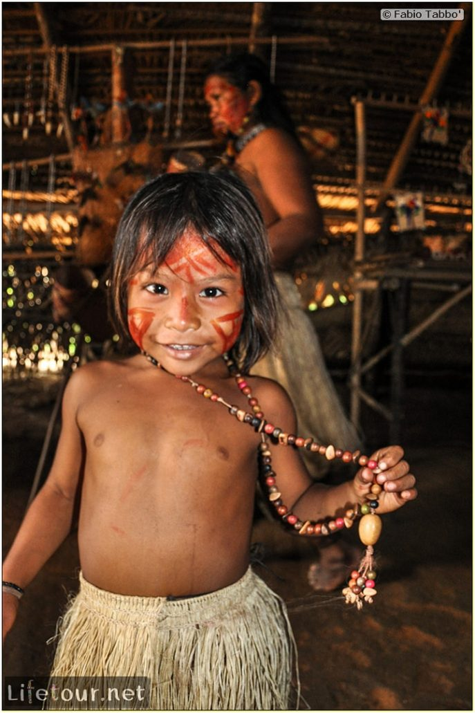 Amazon Jungle - Indios village - 3- The cutest jungle kids ever - 620