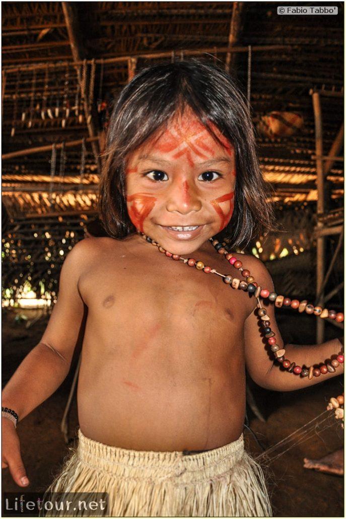 Amazon Jungle - Indios village - 3- The cutest jungle kids ever - 627 cover