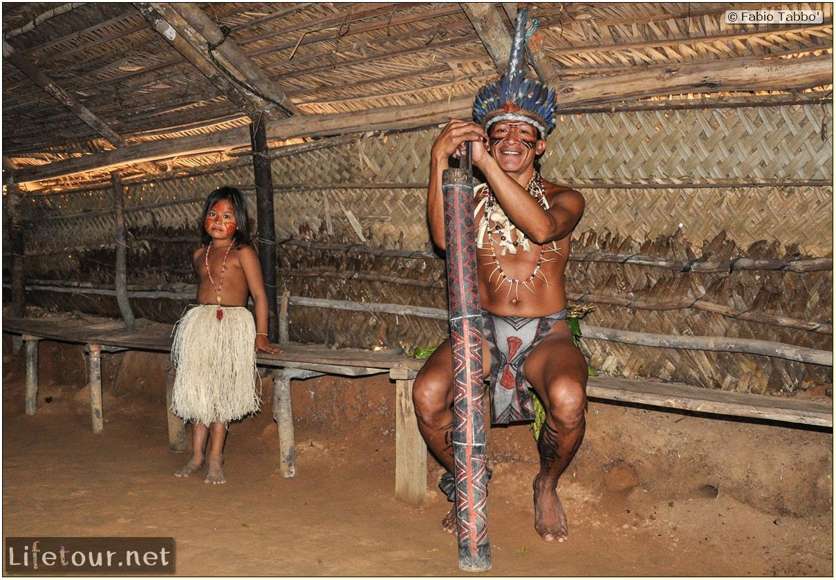 Amazon Jungle - Indios village - 3- The cutest jungle kids ever - 750 cover