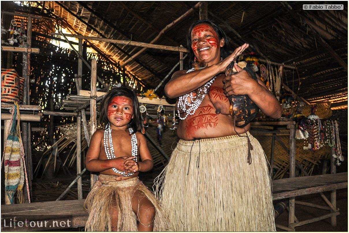 Amazon Jungle - Indios village - 3- The cutest jungle kids ever - 758 cover