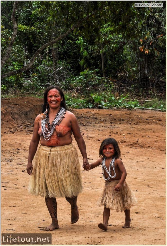 Amazon Jungle - Indios village - 3- The cutest jungle kids ever - 805 cover