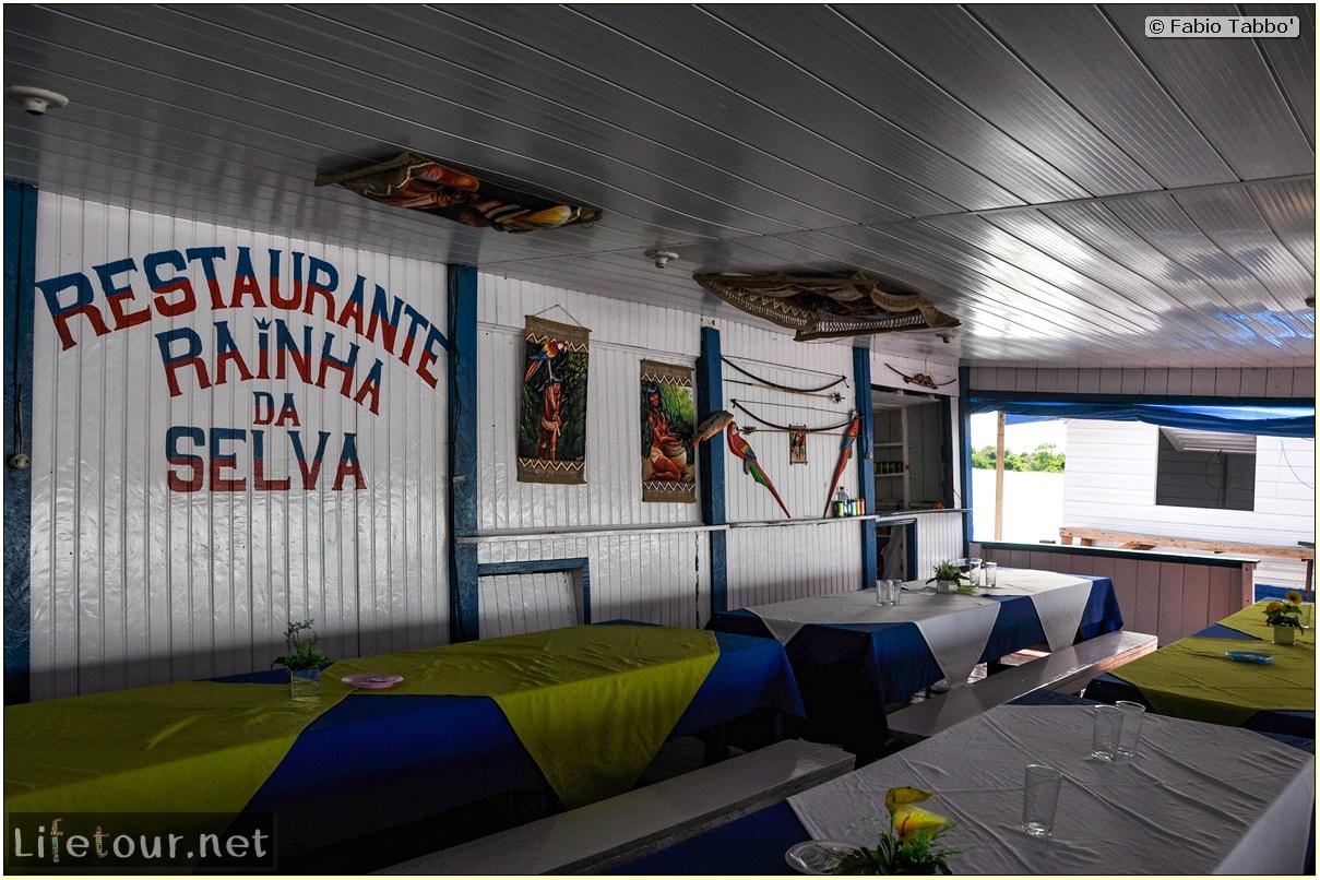 Amazon Jungle - Parque do Janauary - 2- restaurante Rainha da Selva - 405