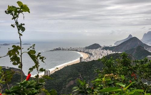 Brazil (2015) - Rio De Janeiro - Trilha Do P¦o De Açúcar - 4- 9454 cover