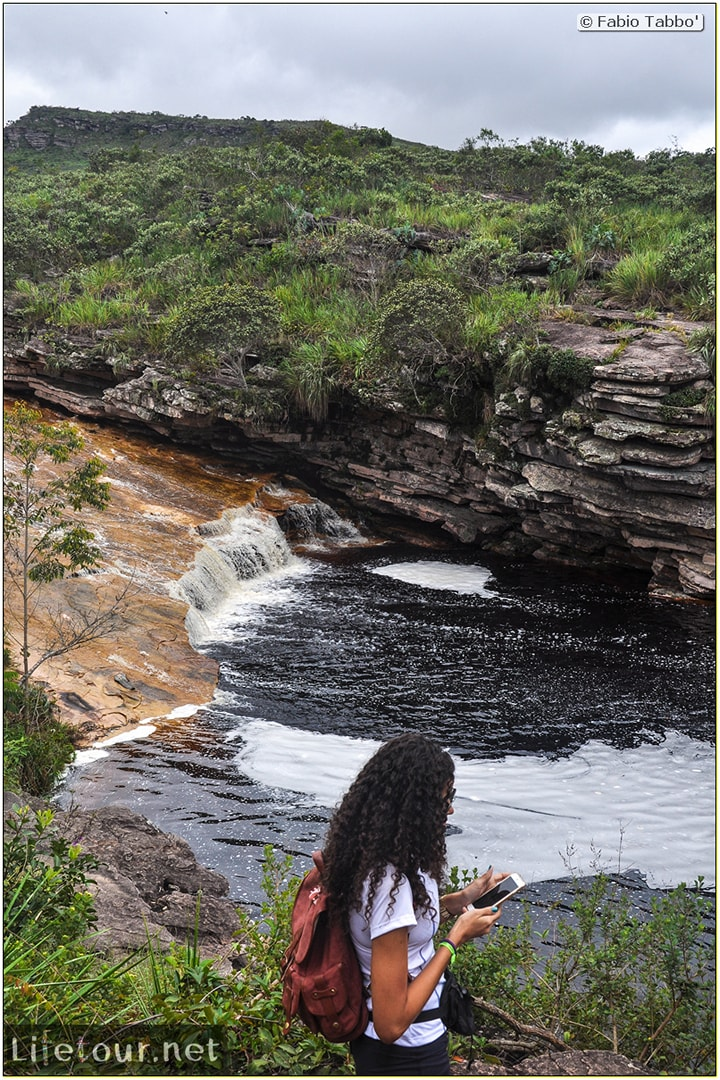 Fabio's LifeTour - Brazil (2015 April-June and October) - Chapada Diamantina - National Park - 1- Waterfalls - 1631