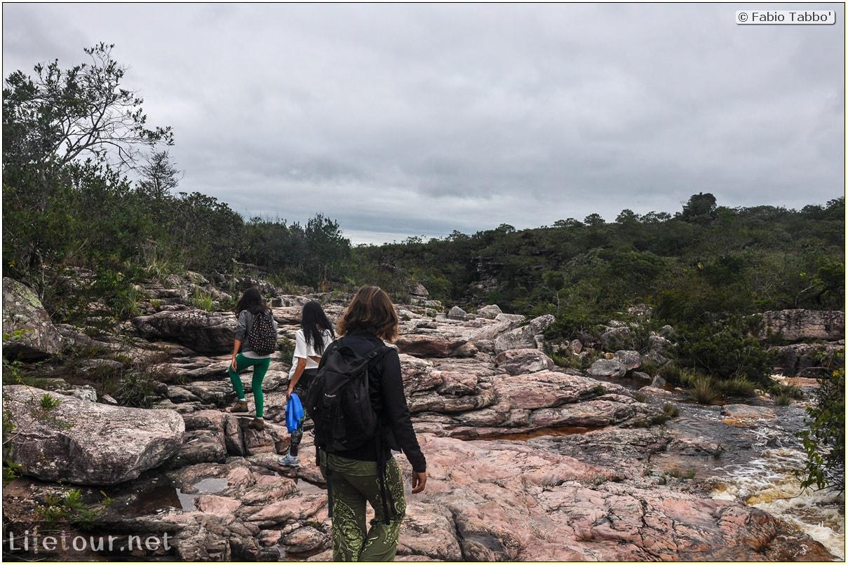 Fabio's LifeTour - Brazil (2015 April-June and October) - Chapada Diamantina - National Park - 1- Waterfalls - 2782 cover