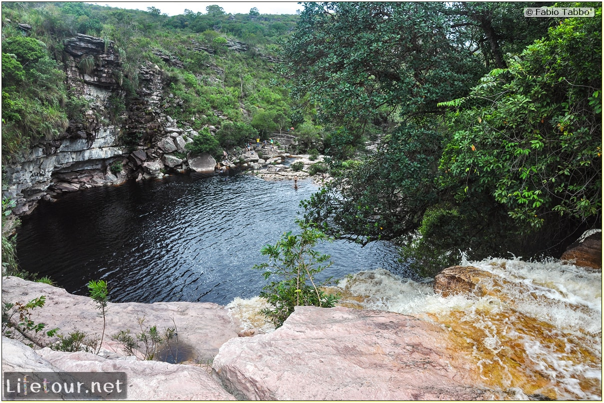 Fabio's LifeTour - Brazil (2015 April-June and October) - Chapada Diamantina - National Park - 1- Waterfalls - 2984