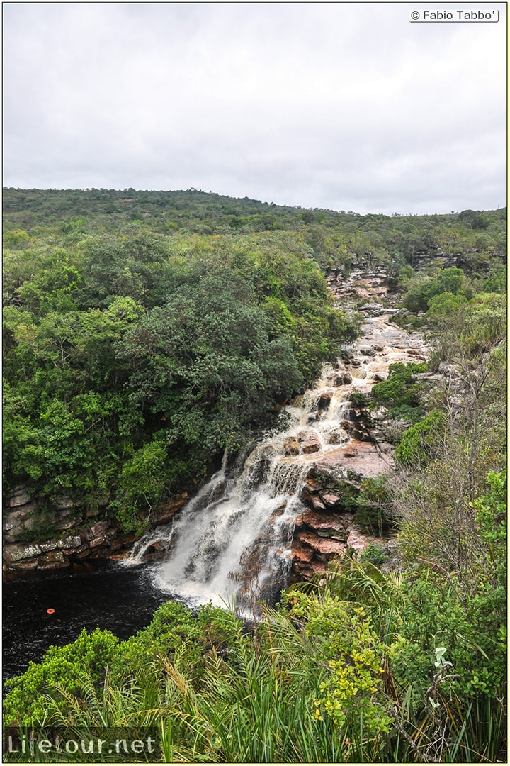 Fabio's LifeTour - Brazil (2015 April-June and October) - Chapada Diamantina - National Park - 1- Waterfalls - 4054