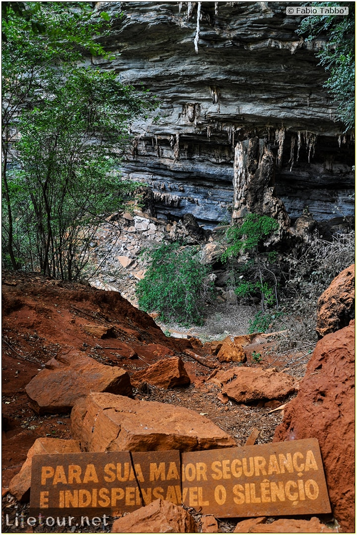 Fabio's LifeTour - Brazil (2015 April-June and October) - Chapada Diamantina - National Park - 2- Gruta da Lapa Doce - 6629