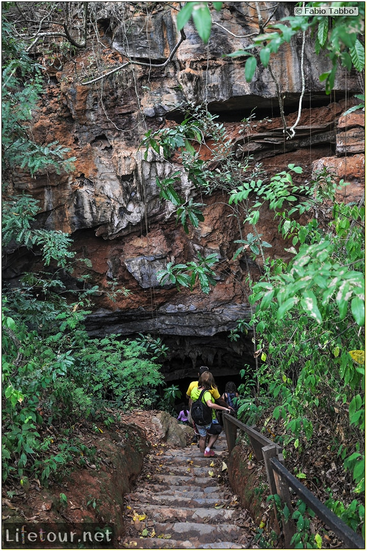 Fabio's LifeTour - Brazil (2015 April-June and October) - Chapada Diamantina - National Park - 2- Gruta da Lapa Doce - 8956