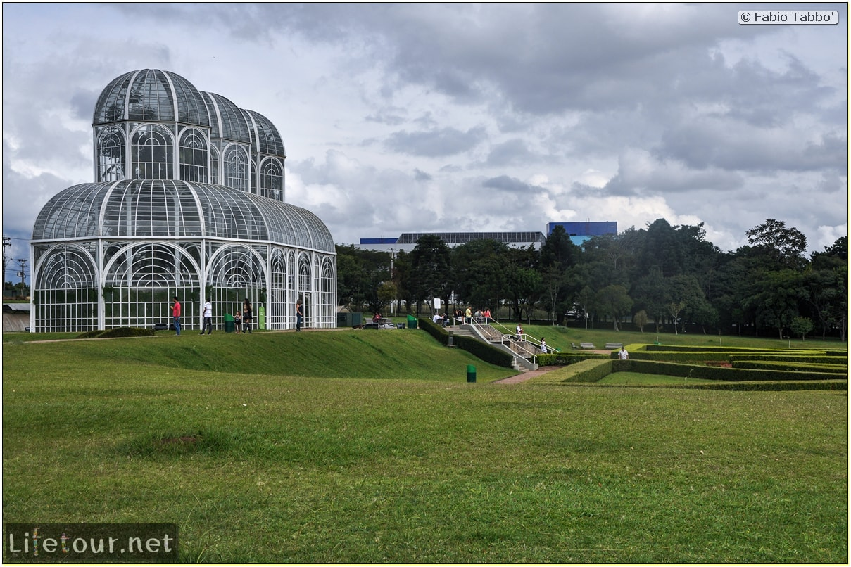 Fabio's LifeTour - Brazil (2015 April-June and October) - Curitiba - Botanical garden - 2355 cover