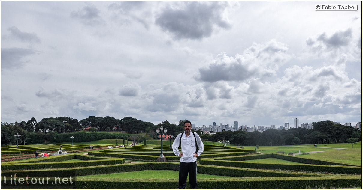 Fabio's LifeTour - Brazil (2015 April-June and October) - Curitiba - Botanical garden - 2983 cover