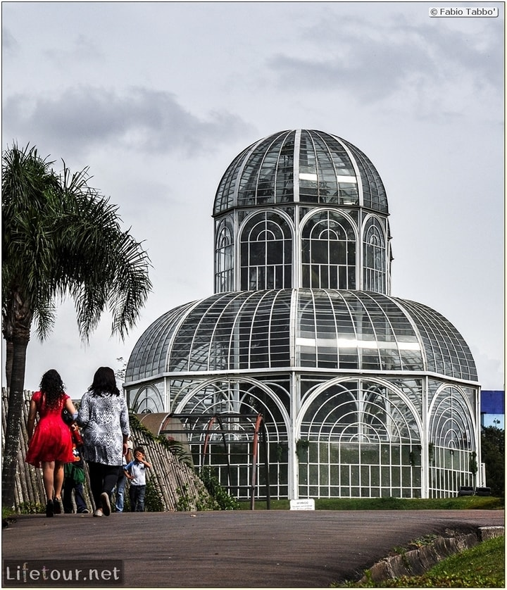 Fabio's LifeTour - Brazil (2015 April-June and October) - Curitiba - Botanical garden - 4367