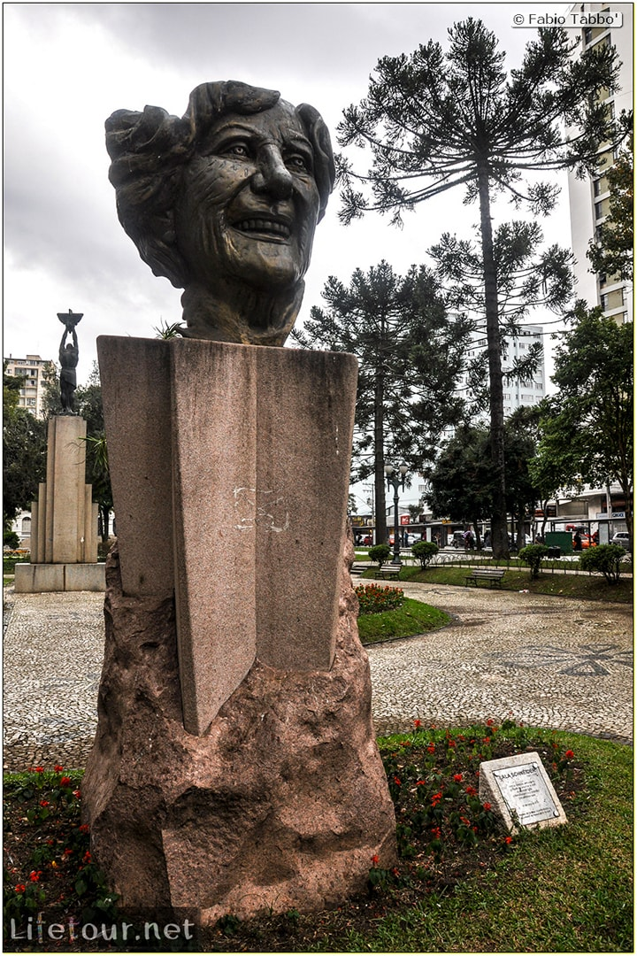 Fabio's LifeTour - Brazil (2015 April-June and October) - Curitiba - Historical center - other pictures city center - 5212