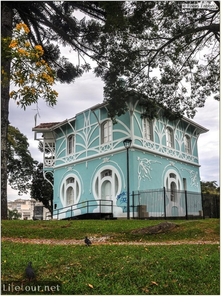 Fabio's LifeTour - Brazil (2015 April-June and October) - Curitiba - Historical center - other pictures city center - 6166