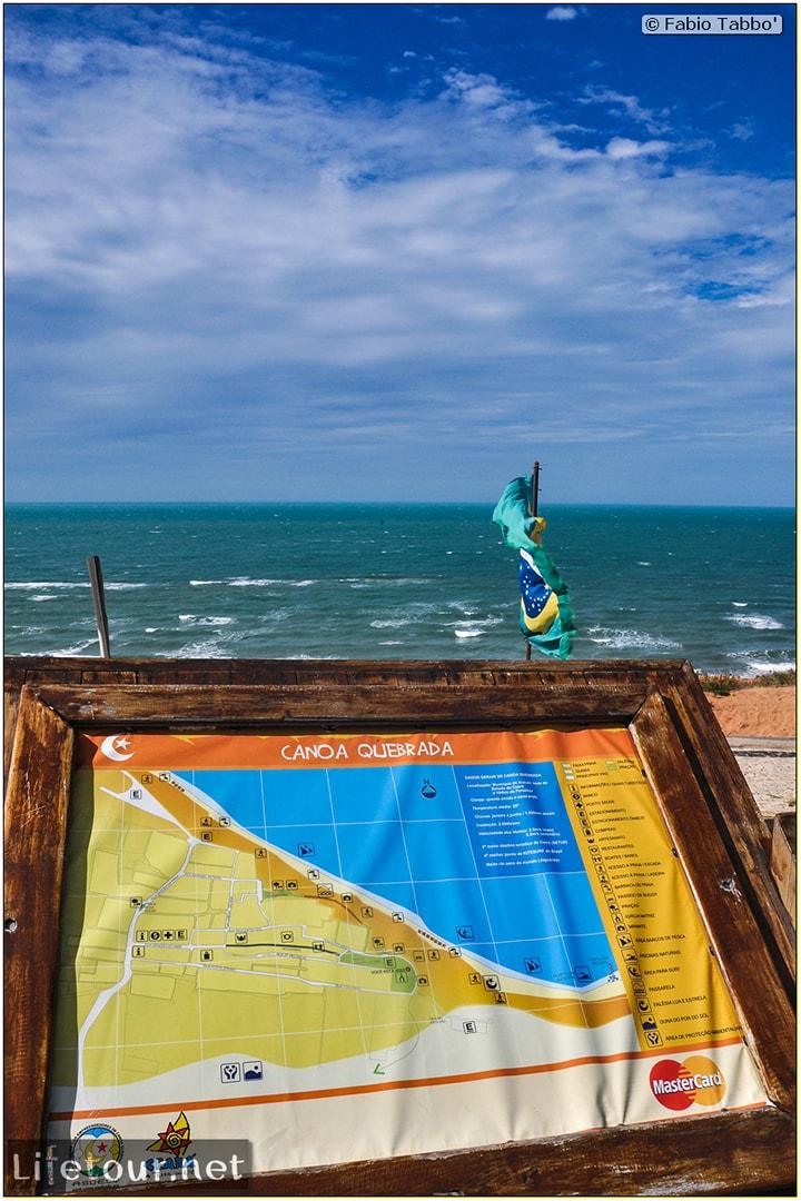 Fabio's LifeTour - Brazil (2015 April-June and October) - Fortaleza - Canoa Quebrada - 8637