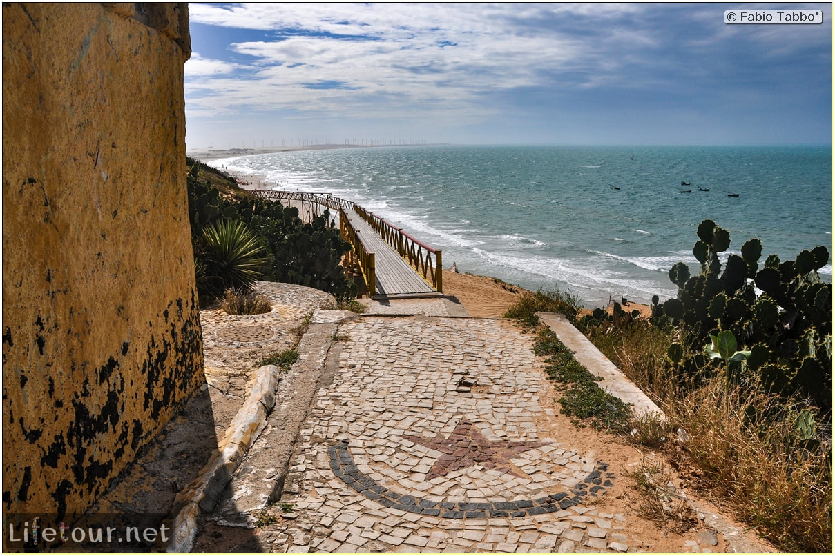 Fabio's LifeTour - Brazil (2015 April-June and October) - Fortaleza - Canoa Quebrada - 8770