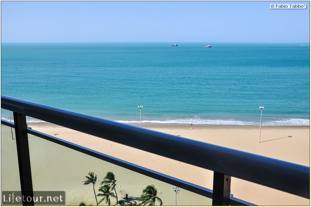Fabio's LifeTour - Brazil (2015 April-June and October) - Fortaleza - Condos - Terraco do atlantico - 2012 cover