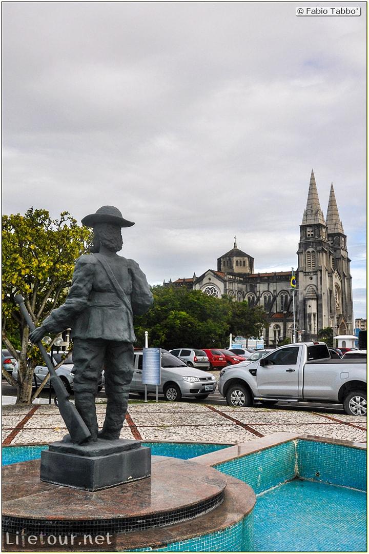 Fabio's LifeTour - Brazil (2015 April-June and October) - Fortaleza - city center - St. Joseph's Cathedral - 2982