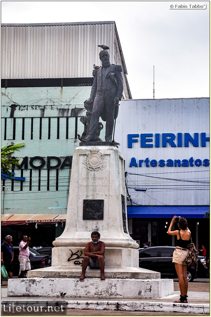 Fabio's LifeTour - Brazil (2015 April-June and October) - Fortaleza - city center - other city pictures - 3705