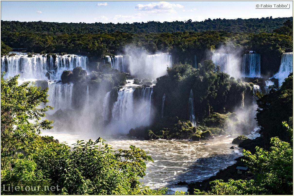 Fabio's LifeTour - Brazil (2015 April-June and October) - Iguazu falls - The falls - 4404