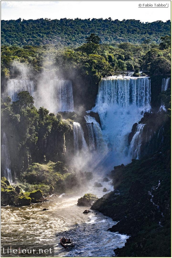 Fabio's LifeTour - Brazil (2015 April-June and October) - Iguazu falls - The falls - 4710 cover