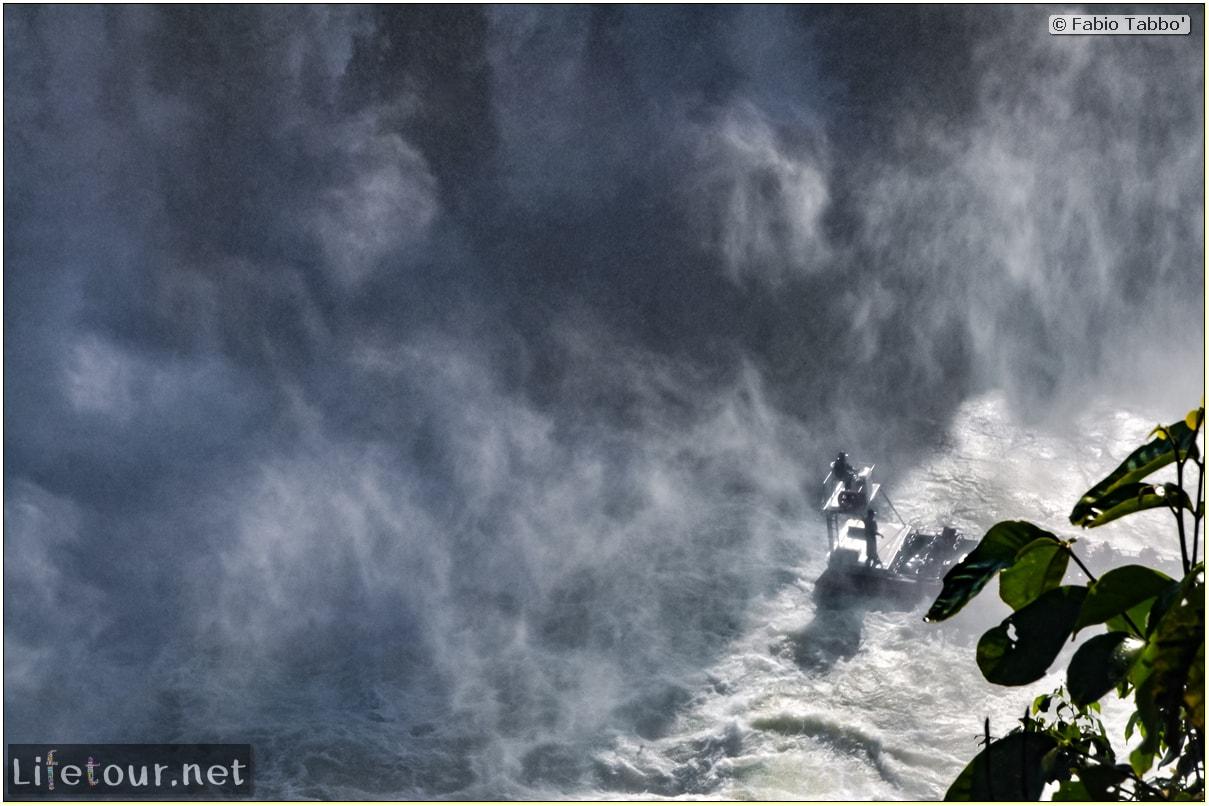Fabio's LifeTour - Brazil (2015 April-June and October) - Iguazu falls - The falls - 7146 cover