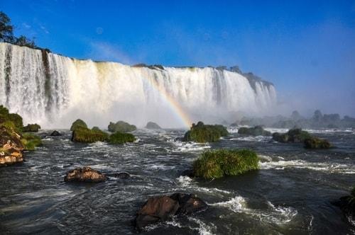 Fabio's LifeTour - Brazil (2015 April-June and October) - Iguazu falls - The falls - 8217 cover