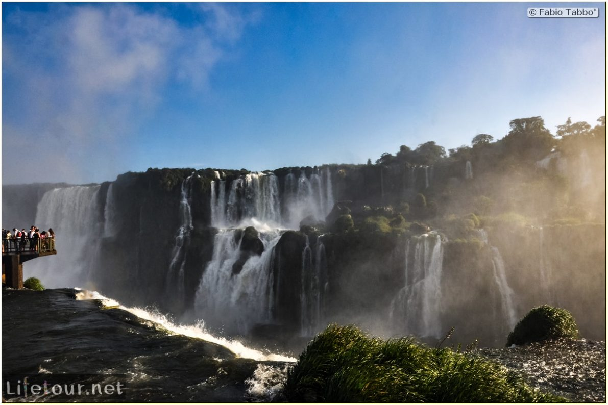 Fabio's LifeTour - Brazil (2015 April-June and October) - Iguazu falls - The falls - 8672 cover