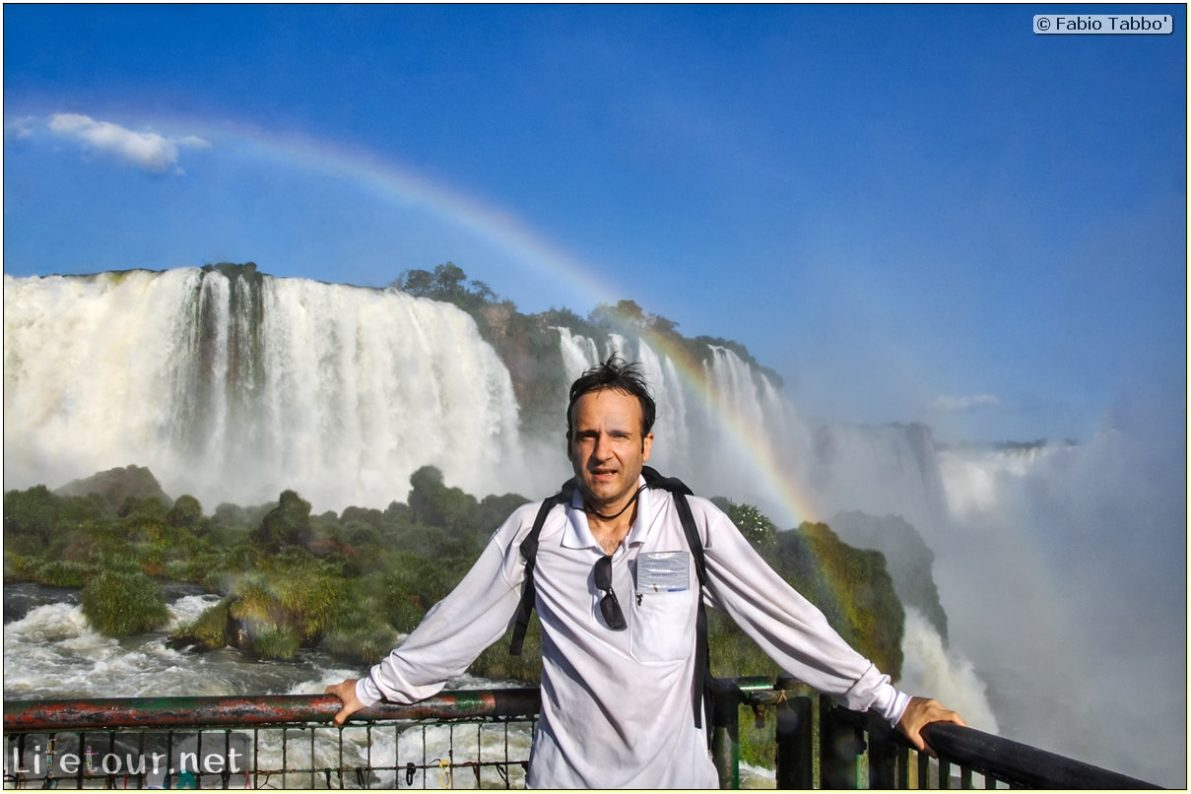 Fabio's LifeTour - Brazil (2015 April-June and October) - Iguazu falls - The falls - 9338