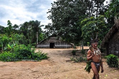 Fabio's LifeTour - Brazil (2015 April-June and October) - Manaus - Amazon Jungle - Indios village - 1- The village - 9385 cover