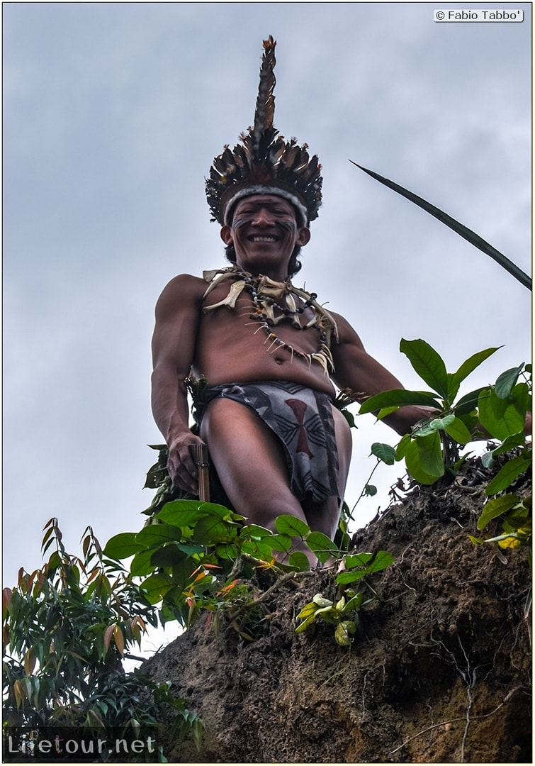 Fabio's LifeTour - Brazil (2015 April-June and October) - Manaus - Amazon Jungle - Indios village - 1- The village - 9480 cover