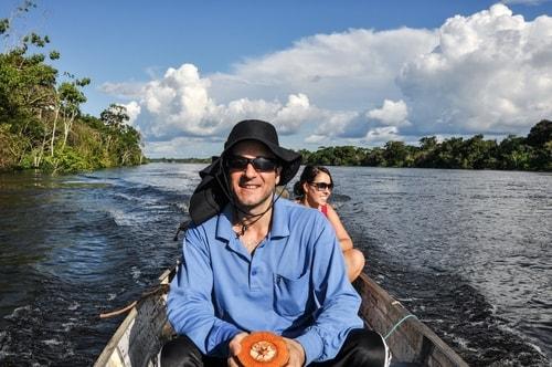 Fabio's LifeTour - Brazil (2015 April-June and October) - Manaus - Amazon Jungle - Piranha fishing - 9335 cover