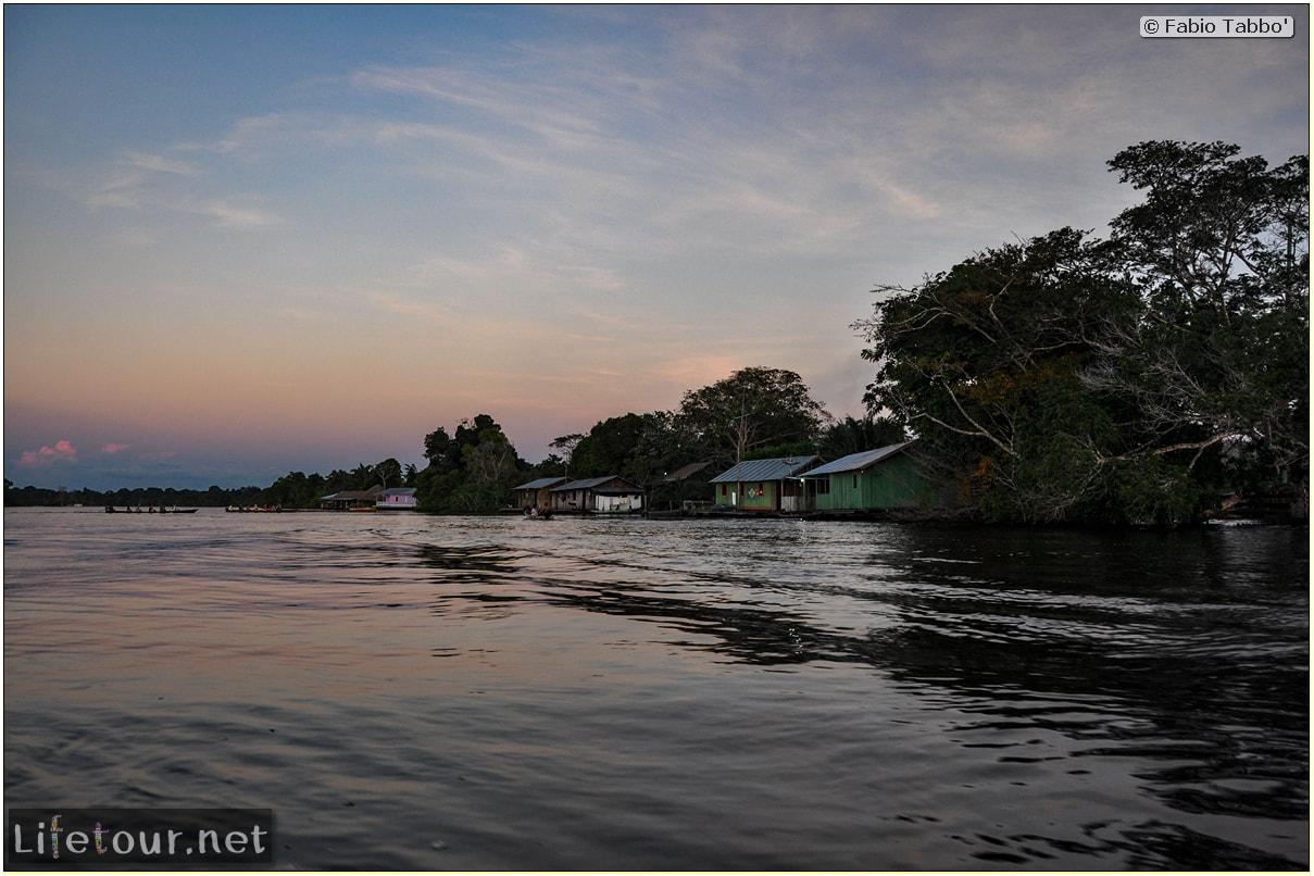 Fabio's LifeTour - Brazil (2015 April-June and October) - Manaus - Amazon Jungle - Sleeping in jungle lodge - 11130