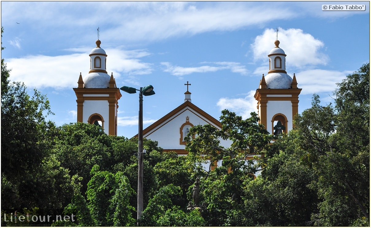 Fabio's LifeTour - Brazil (2015 April-June and October) - Manaus - City - Catedral Concecao - 5575