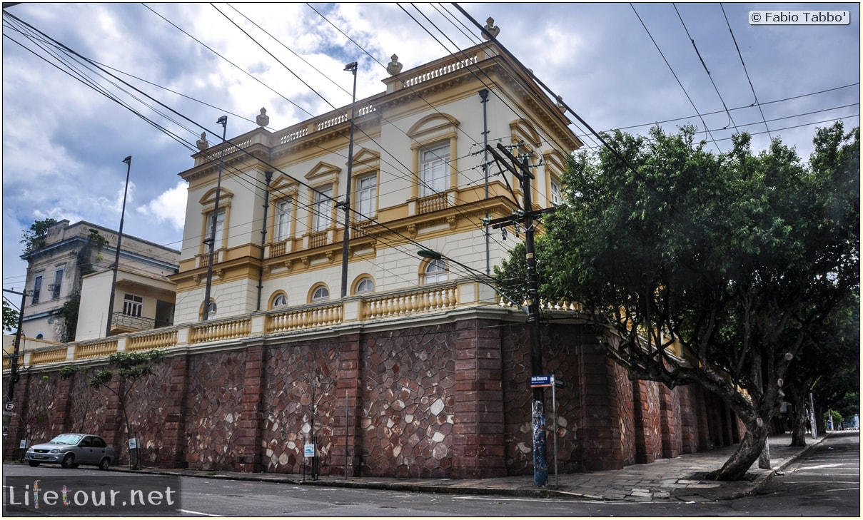 Fabio's LifeTour - Brazil (2015 April-June and October) - Manaus - City - Historical center - 1830