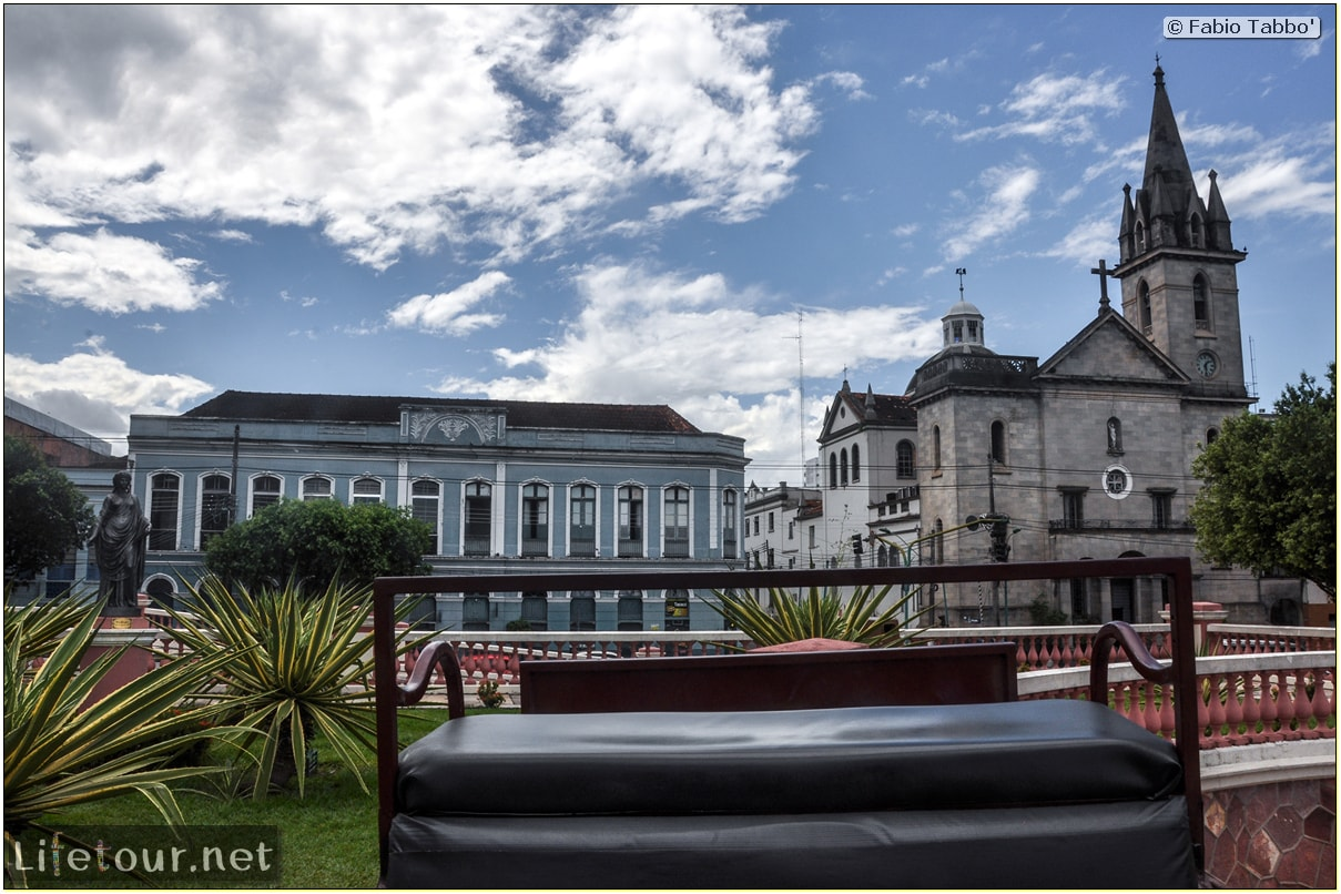 Fabio's LifeTour - Brazil (2015 April-June and October) - Manaus - City - Historical center - 2679 cover