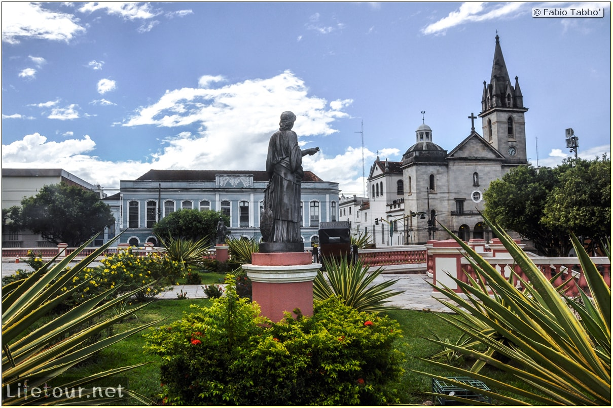 Fabio's LifeTour - Brazil (2015 April-June and October) - Manaus - City - Historical center - 3507 cover