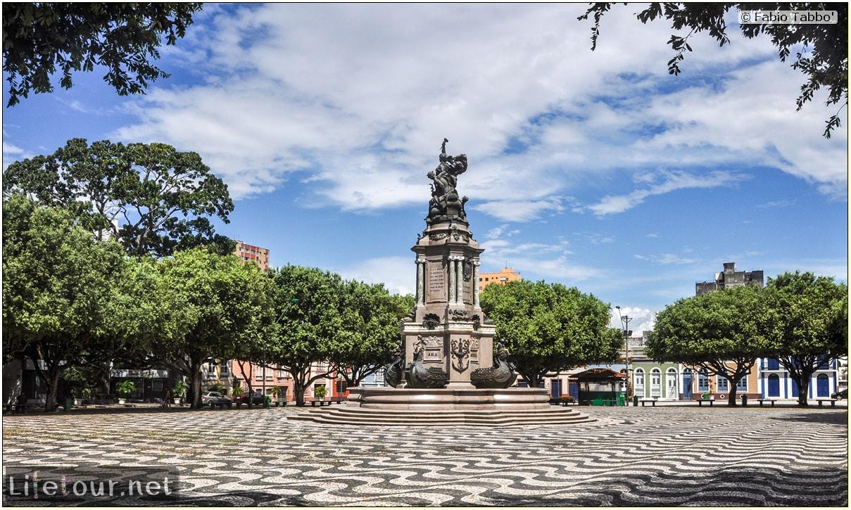 Fabio's LifeTour - Brazil (2015 April-June and October) - Manaus - City - Historical center - 4403