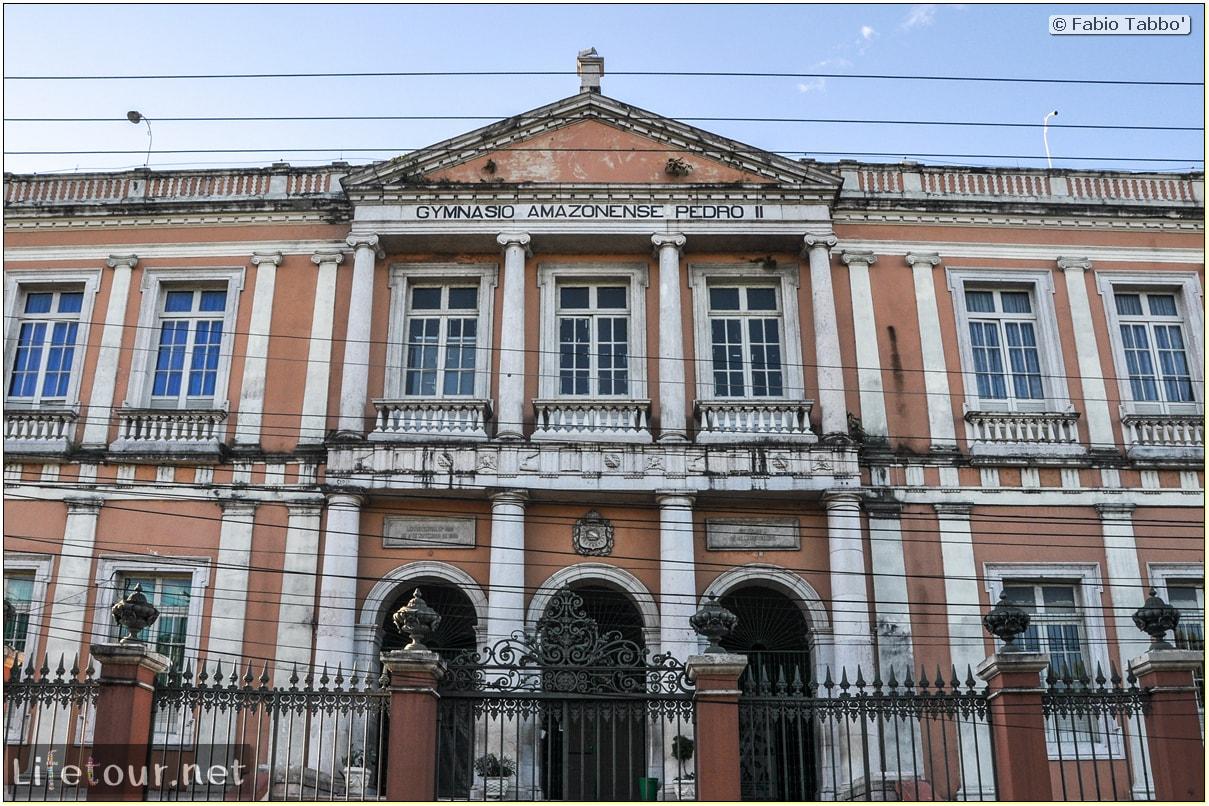 Fabio's LifeTour - Brazil (2015 April-June and October) - Manaus - City - Historical center - 8611