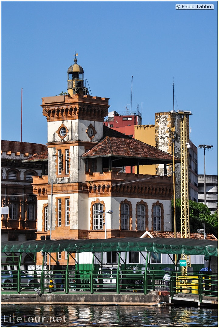 Fabio's LifeTour - Brazil (2015 April-June and October) - Manaus - City - Manaus Port - 11727