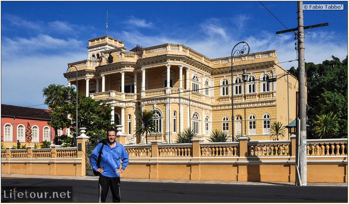 Fabio's LifeTour - Brazil (2015 April-June and October) - Manaus - City - Palacio Rio Negro - 7946 cover