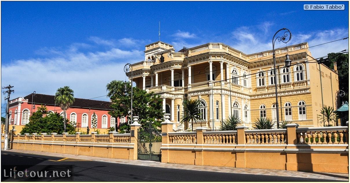 Fabio's LifeTour - Brazil (2015 April-June and October) - Manaus - City - Palacio Rio Negro - 7998